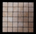 "MD-17 SQUARE MESH CHOCOLATE 2"" X 2"""