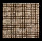 "MD-22 SQUARE MESH CHOCOLATE 1/2"" X 1/2"""