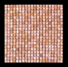 "MD-23 SQUARE MESH PEACH 1/2"" X 1/2"""