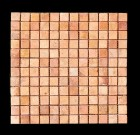 "MD-34 SQUARE MESH PEACH 1"" X 1"""