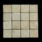 "MD-49 SQUARE MESH PAREDON TUMBLED 3"" X 3"""